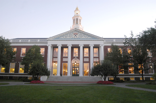 Harvard University, Harvard Business School Full Time MBA
